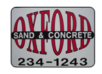 Logo, Oxford Sand Co., Inc.